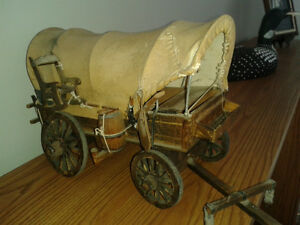 Reduced - Western Covered Wagon