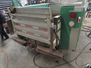 Service box/bed for truck