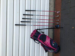 Girls Junior Golf Clubs