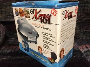 New In Box! GTXpress101 grill