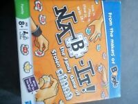 Nab it family game - excellent condition
