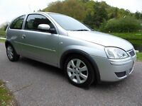 Vauxhall Corsa 1.2 Breeze 16v, Only 1 Owner & Very Low Miles, Perfect First Car, Cheap Insurance