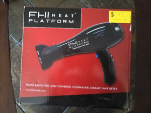 NEW FHI Heat Platform Nano Salon Pro 2000 Hair Dryer