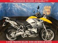 BMW R1200GS R 1200 GS ALL TERRAIN ADVENTURE STYLE BIKE LONG MOT 2005 05