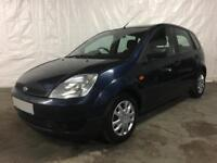 Ford Fiesta 1.25 Style Hatchback 5d 1242cc