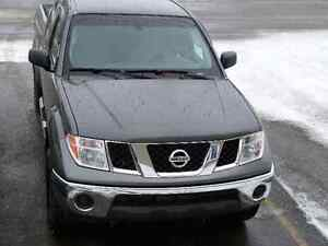 2006 Nissan Frontier Camion