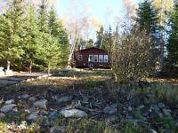 Cabin on Lac La Ronge