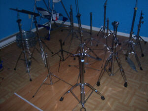 drum and instrument stands