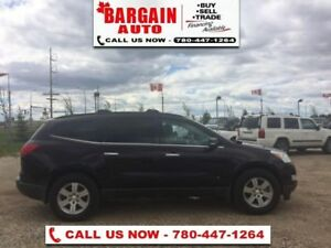 2010 Chevrolet Traverse LT  V6 - AUTOMATIC - POWER SEAT