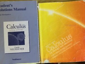 Calculus for Biology and Medicine 3rd Edition