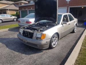 1993 Mercedes-Benz  500e Sedan