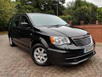 14 Reg Chrysler Grand Voyager 2.8 CRD SE Auto [7 Seater MPV] *STOW N GO*