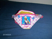 BARBIE PLASTIC CHILDREN'S PURSE-1999-MATTEL-TOYS-DOLLS