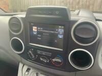 2017 Peugeot Partner 1.6 BlueHDi (Eu6) S L1 850 (s/s) 4dr Panel Van Diesel Manua