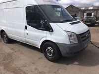 Transit 58reg repairs spares runner 2.4 140 6 speed read advert