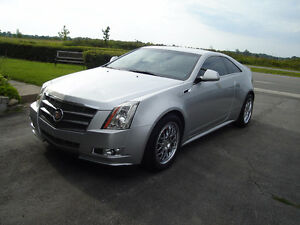 2011 Cadillac CTS coupé groupe sport