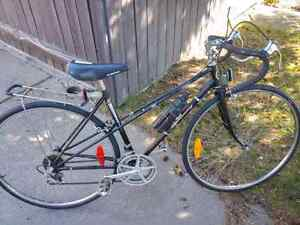 Repaired and road ready bicycles