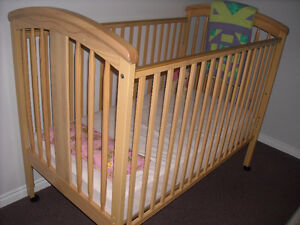 Crib, small bed, car seat, rocking toy...