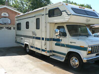DIESEL 7.3L Ford Glendale Motorhome for sale