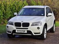 BMW X3 2.0 Xdrive20d SE DIESEL AUTOMATIC 2012/12