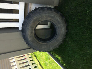 Crossfit Tire for squats and flipping