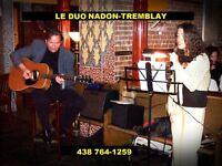 LE DUO JAZZ NADON-TREMBLAY