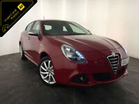 2013 63 ALFA ROMEO GIULIETTA DIESEL 1 OWNER SERVICE HISTORY FINANCE PX WELCOME