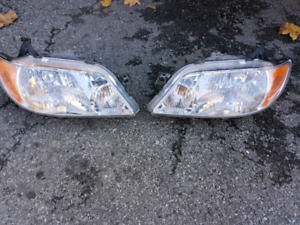 Mazda Protege Headlights