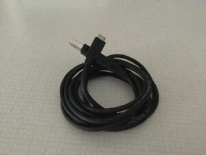 6-foot Quick-charge USB cable - heavy duty