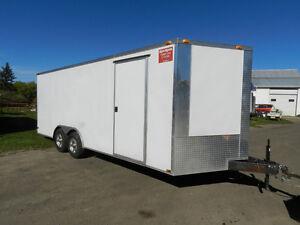 2012 Hurricane Cargo 8.5x22 Car Hauler