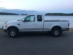 1999 FORD F250 4X4 EXTENDED CAB TRUCK REDUCED $3700