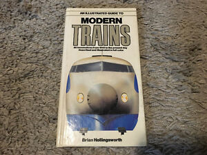 Illustrated Guide to Modern Trains - Book