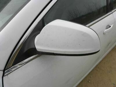 LEFT / DRIVER SIDE VIEW MIRROR WHITE FITS 08 09 10 11 12 MALIBU