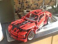 Lego technic sports car
