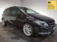 2014 64 MERCEDES-BENZ B CLASS 1.5 B180 CDI BLUEEFFICIENCY SPORT 5D AUTO 107 BHP