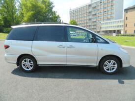 2006 (56) Toyota Previa 2.4 VVTi ( 7 st ) Auto T Spirit