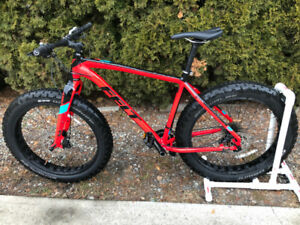 "Felt ""Double Double 30"" Large 21 inch Fat Bike"