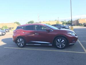 Finance Take Over Nissan Murano Platinum 2017