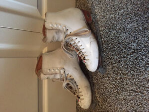 Riedell Figure Skates size 5
