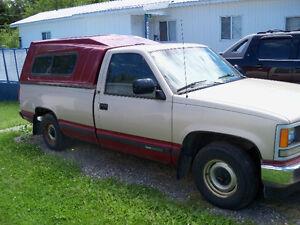 1992 Chevrolet C/K Pickup 1500 Pickup Truck 4.3 litre