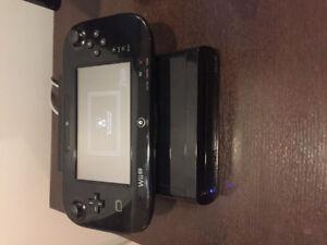 Wii U avec Zelda:Breath of the Wild, Mario Kart 8, Minecraft