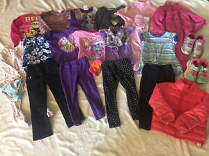 Size 4 girls lot