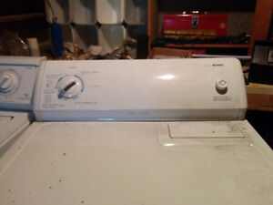 Westinghouse washer and dryer