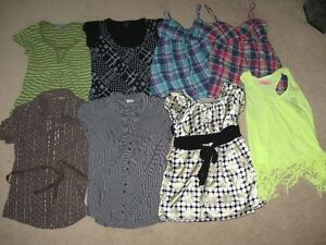 """Short sleeve tops size """"S"""""""