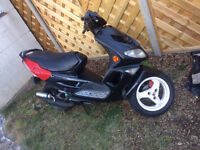 Speedfight 2 50cc 2006 MOT April 2017 cbt road legal 50cc scooter