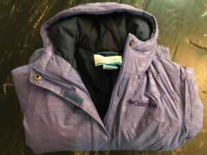 Snow Jacket Colombia Never Used