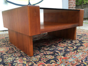 MCM coffee table: buy one, get one FREE!