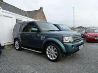 2010 (59) LAND ROVER DISCOVERY 4 XS 3.0 TDV6 AUTO ( 245 bhp )