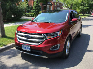 2015 Ford Edge SEL AWD-LEATHER-POWER ROOF-NAV – NEW PRICE
