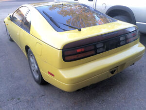 Z32 Nissan 300ZX NA 2+2 Parting Out